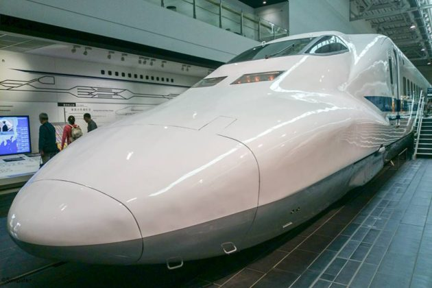 リニア・鉄道館 名古屋 おでかけ 雨の日 子ども 子連れ
