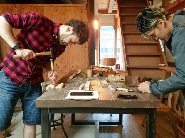 Smart Craft Studio ヒダクマ 飛騨 AI 木工 IoT 伝統 木組み パズル kigumi