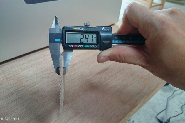 家庭用 超小型 パーソナル レーザー加工 Podea ポデア カット パラメータ