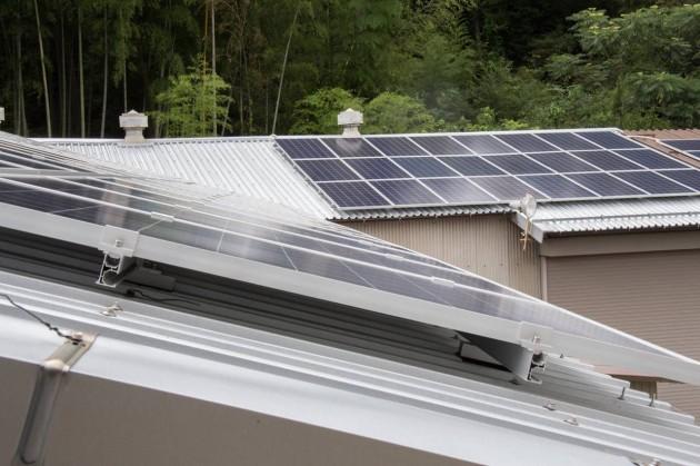 太陽光発電 メリット
