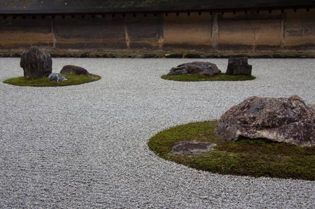子連れ 京都 旅行 龍安寺