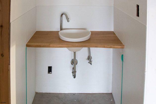 リノベーション トイレ設置