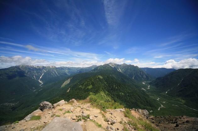 焼岳 上高地 登山 写真 カメラ レンズ