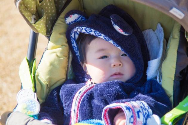 赤ちゃん 6か月