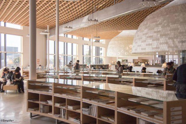 みんなの森 ぎふメディアコスモス 岐阜市立 図書館 グローブ
