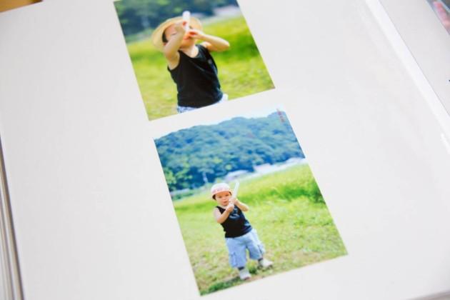 アルバム 子ども 写真