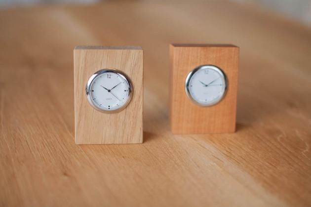 小さな置時計(クロック)