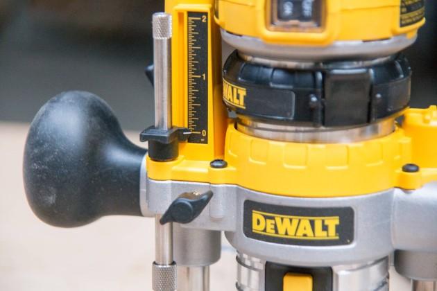 Dewalt DW611PK 電動ルーター 電動トリマー