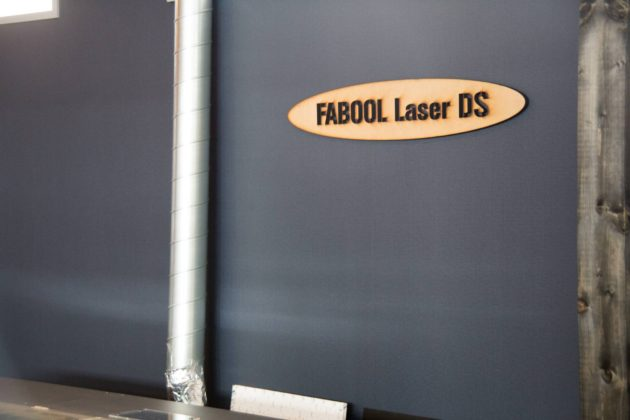 レーザーカッター DIY Fabool DIY SQUARE ショールーム