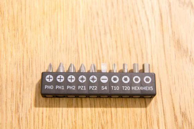 BOSCH IXO 5 電動ドライバー