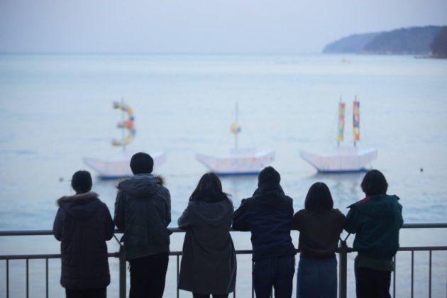 東日本大震災 復興 7年 3.11 3月11日 とうほくのこよみのよぶね