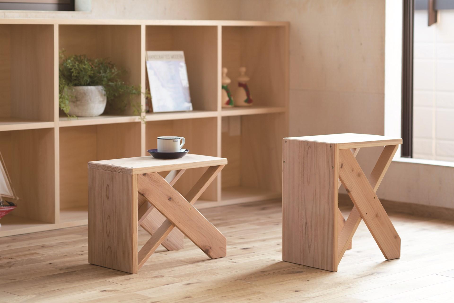 杉でつくる家具 木工家ウィークNAGOYA