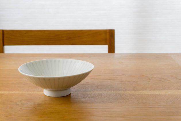 森正洋 平型茶碗