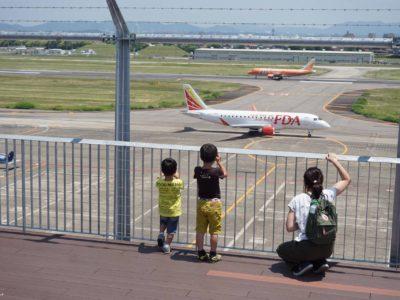 名古屋空港 エアウォーク