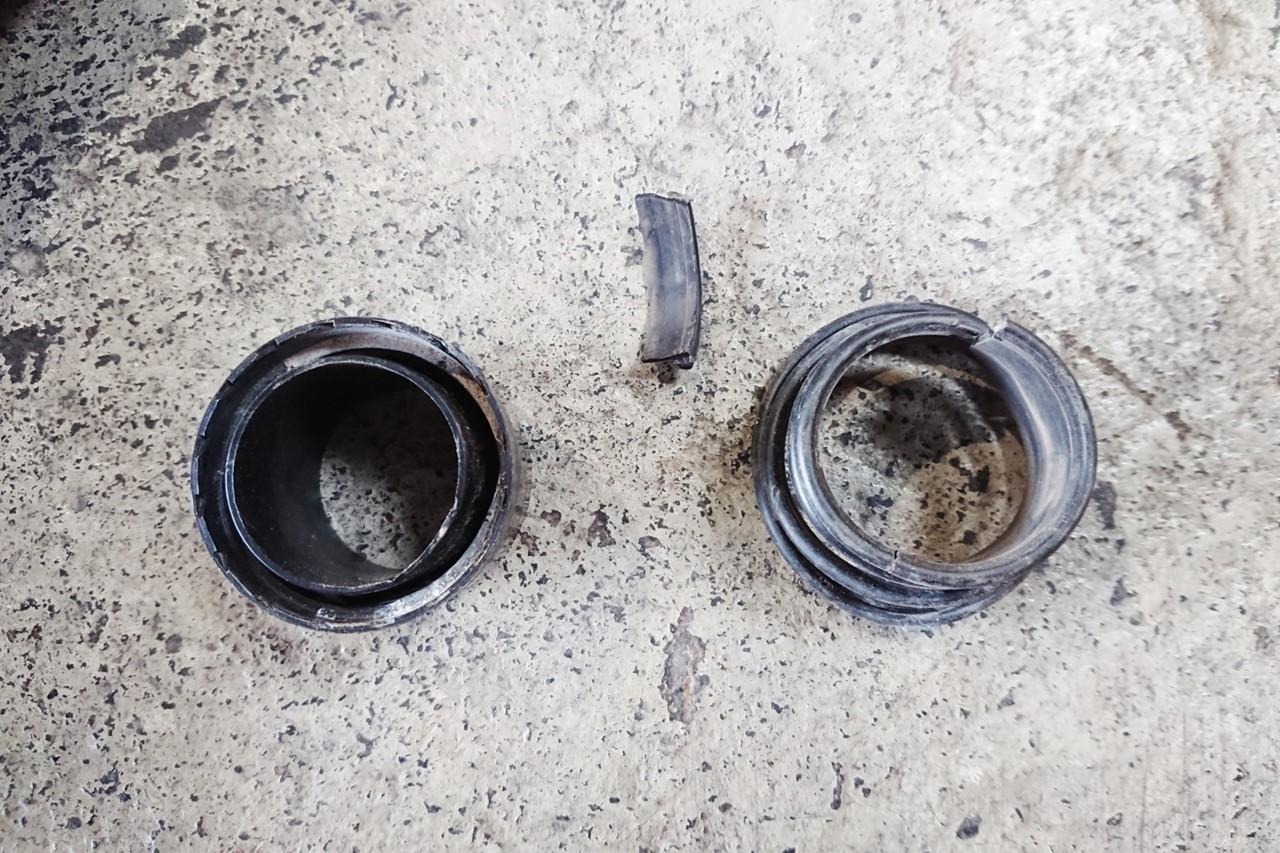 マキタ 集塵機 ホース 修理 ちぎれる