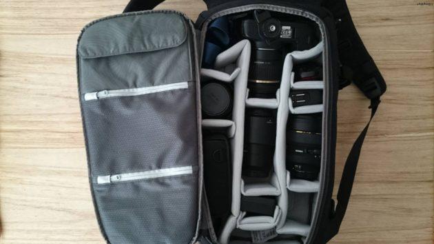 一眼レフ カメラ用 バックパック リュック タイプ カメラバッグ  Incase DSLR Pro Pack ダントツ おすすめ