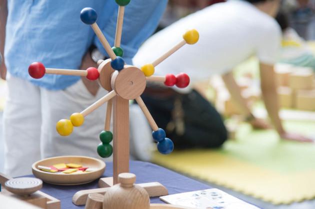 日本の木のおもちゃ展