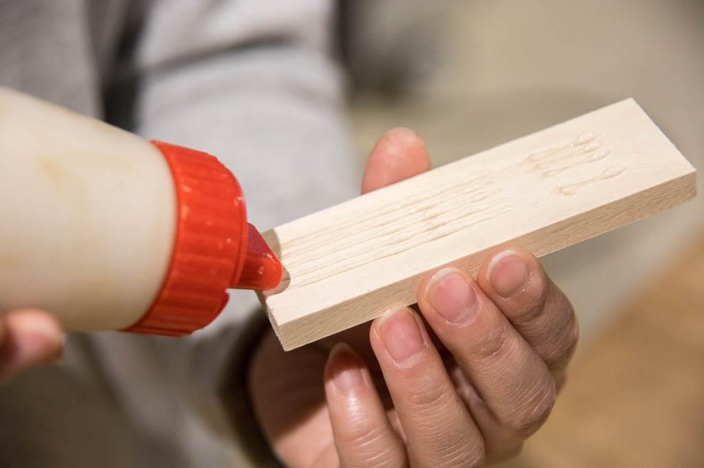 木工用ボンド マヨネーズボトル 容器 移し替え