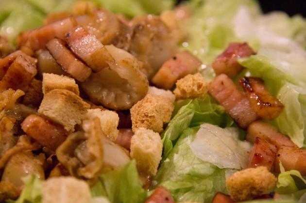 レタス サラダ
