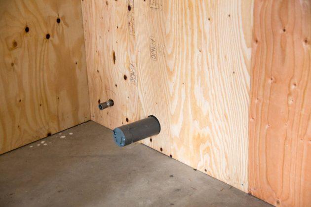 セルフリノベーション 壁 断熱材 ツバキラボ
