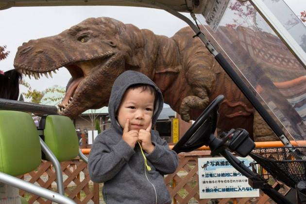 恐竜探検ディノアドベンチャーライド