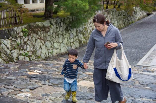 子連れ 京都 旅行 天竜寺