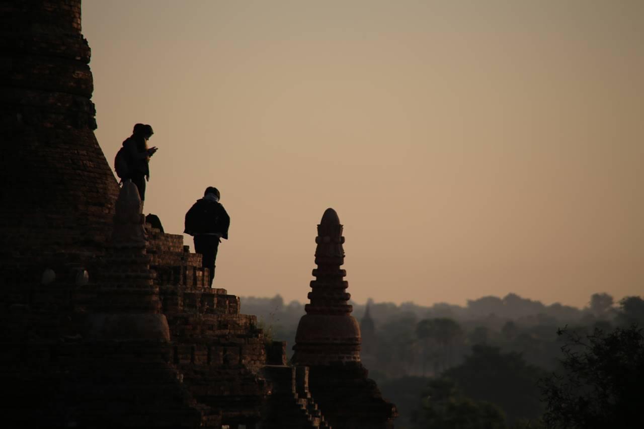 ミャンマー 観光 Myanmar Bagan ミャンマー バガン