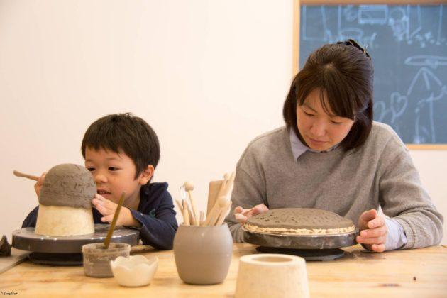 TOKONAME STORE 愛知県常滑市 陶芸体験 Mom Kitchen
