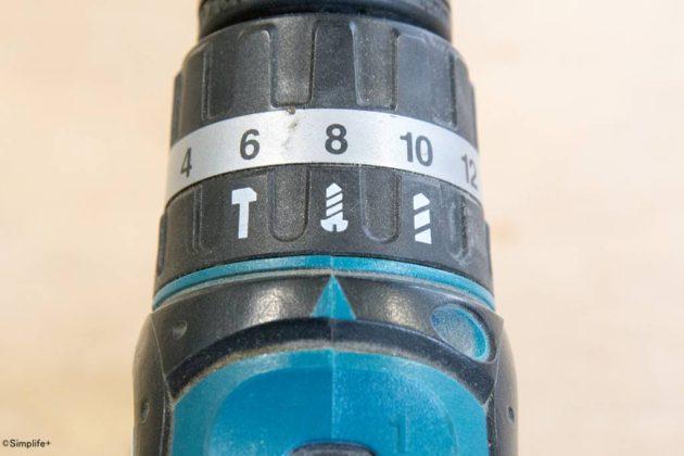 ドリルドライバー トルク調整 インパクトドライバー 違い 使い方