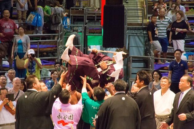 大相撲 名古屋場所 千秋楽