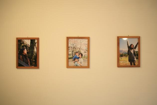 写真 壁 飾り方