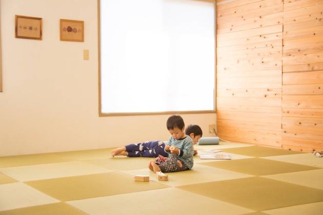 琉球畳 床 断熱