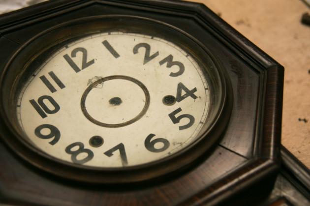 アンティーク時計 Ansonia Clock