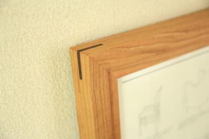 木製ポスターフレーム