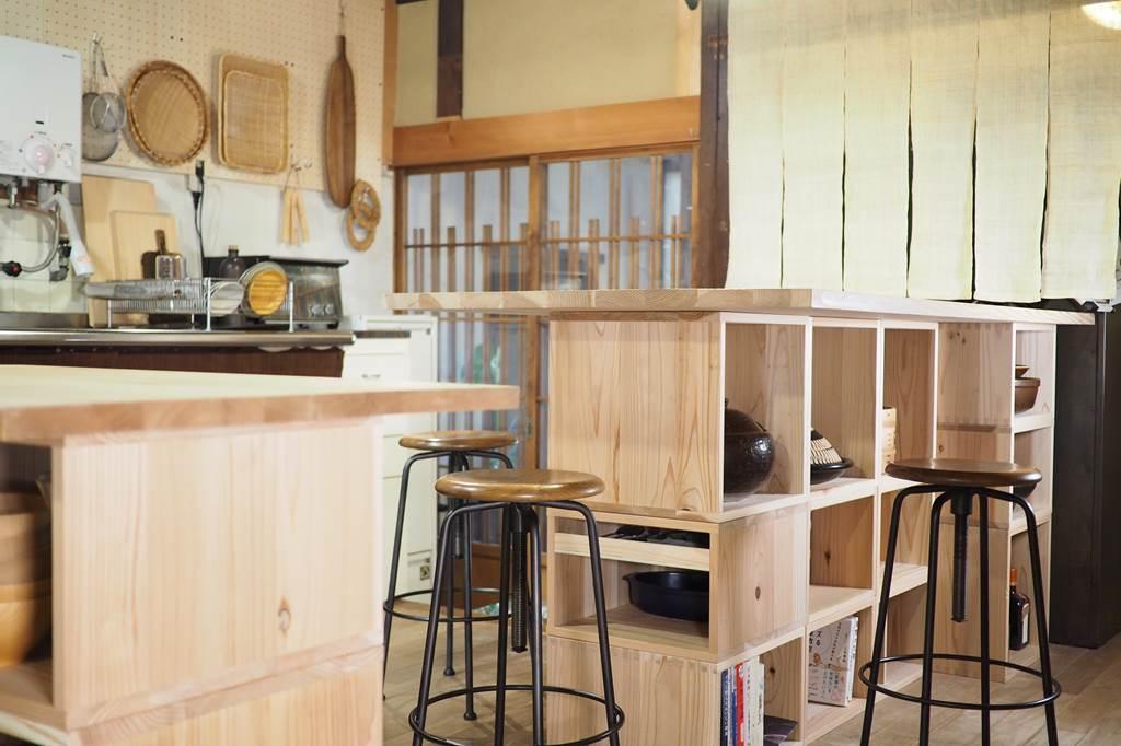 もくわく シンプル 家具 収納