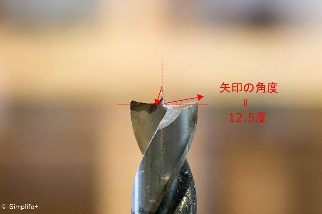 鉄工用ドリル 木工用ドリル ブラッドポイント 研ぐ