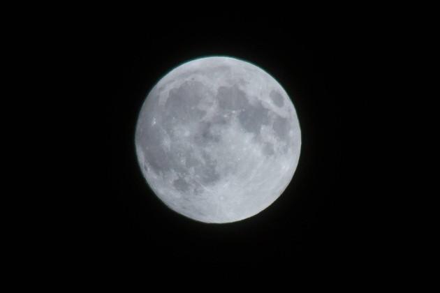 中秋の名月 月 撮影 スーパームーン