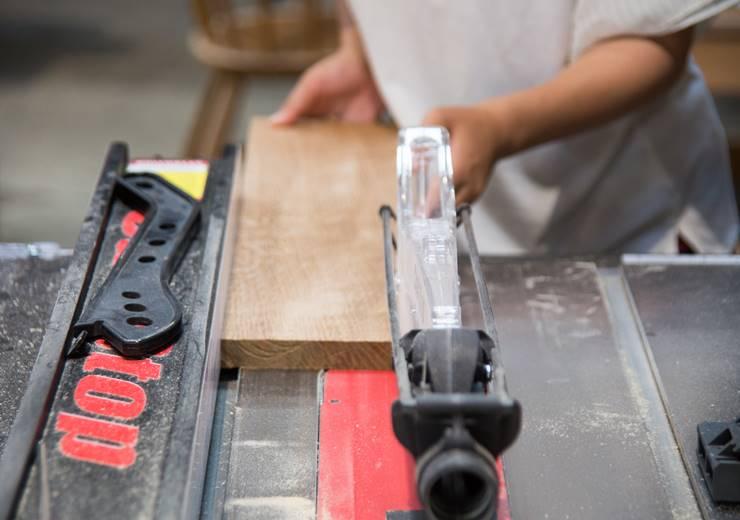 ツバキラボ 木工旋盤 レッスン 教室